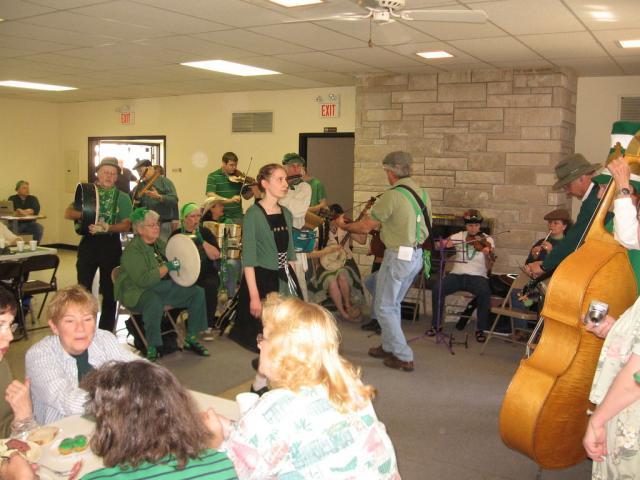 Irish Dancing and Music